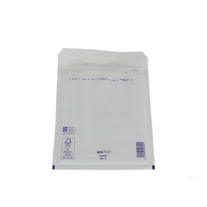Luchtkussen-enveloppen-wit