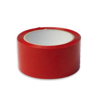 verpakkingstape rood